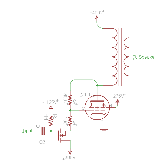 Tube Amps with a Twist: A Push-Pull Amplifier with Simple
