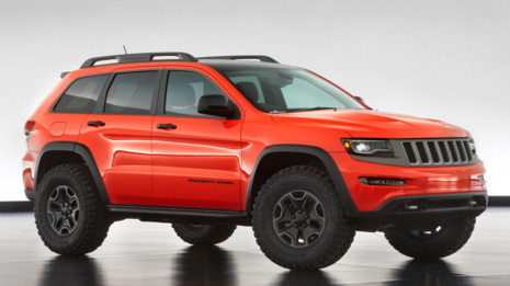2017 Jeep Compass Sport Changes