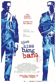 Sinopsis Film Kiss Kiss Bang Bang