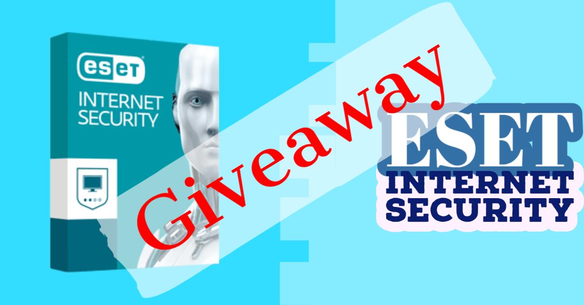 Giveaway: ESET Internet Security Free Until Feb 28, 2020