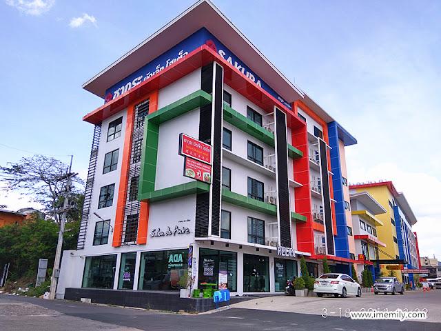 Sakura Budget Hotel Review @ Hatyai, Thailand