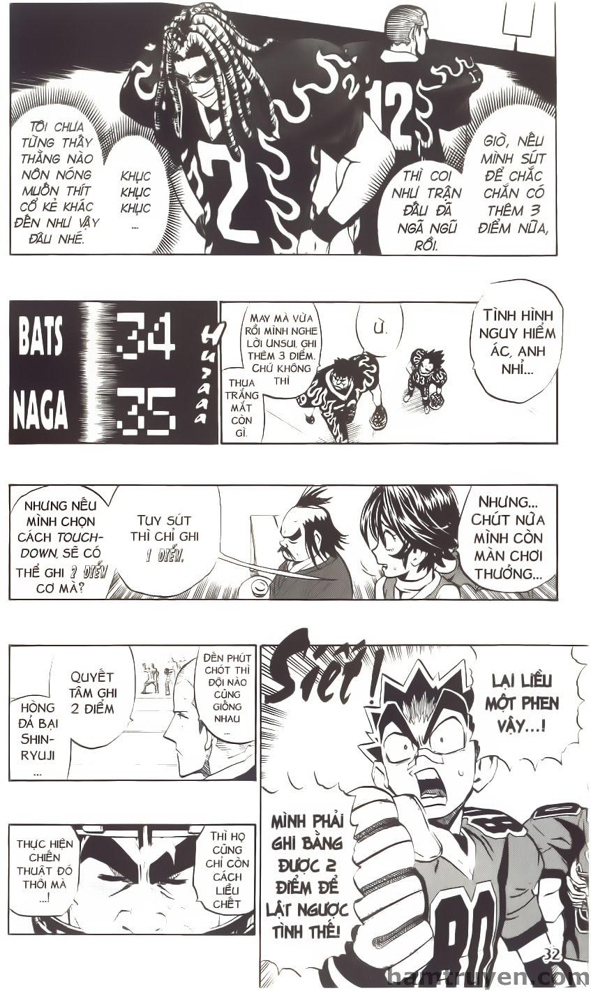 Eyeshield 21 chapter 198 trang 9