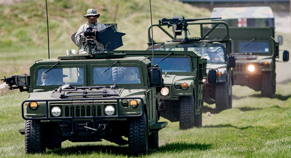 Carscoops Military Vehicles