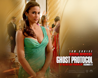 M: I - Ghost Protocol, Directed by Brad Bird, Paula Patton as Jane Carter