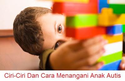 Ciri-Ciri Dan Cara Menangani Autisme (Penyakit Autis) Pada Anak