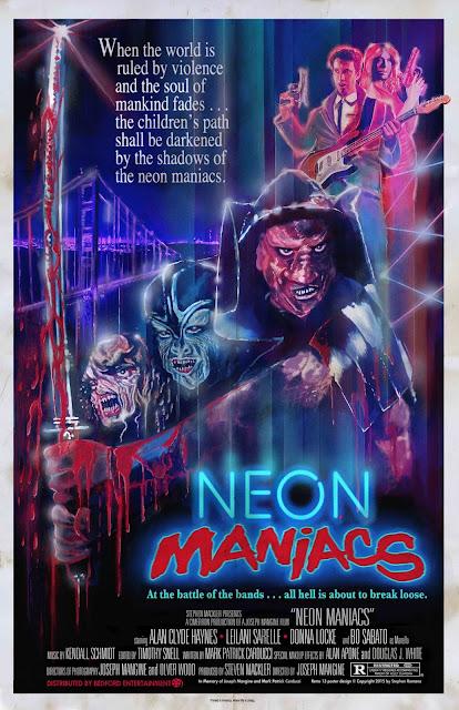 Neon Maniacs (1986) ταινιες online seires oipeirates greek subs