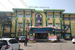 Jurusan dan Daya Tampung SPAN PTKIN Universitas  Islam Negeri Sultan Maulana Hasanuddin Banten (UIN SMH Banten)