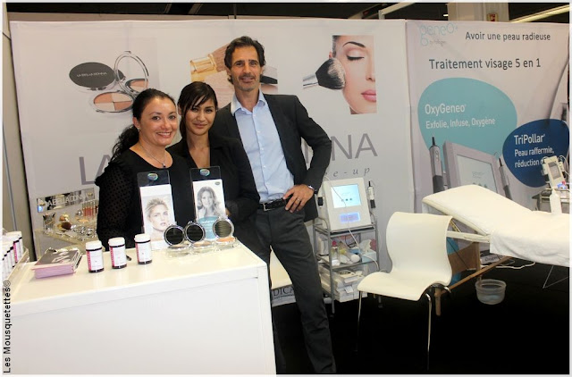 Beauty Forum Paris - Spega Medical, Bella Donna - Blog beauté Les Mousquetettes©