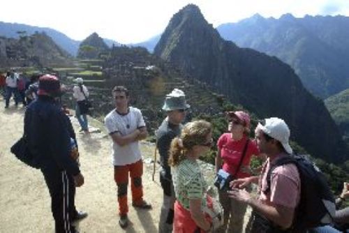 Tourists enticed to tour Machu Picchu 100 years after its discovery