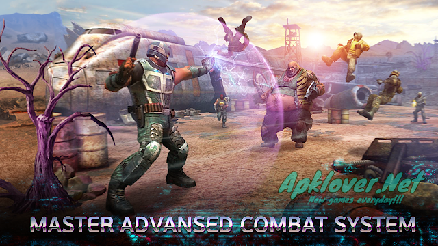 Evolution Battle for Utopia MOD APK