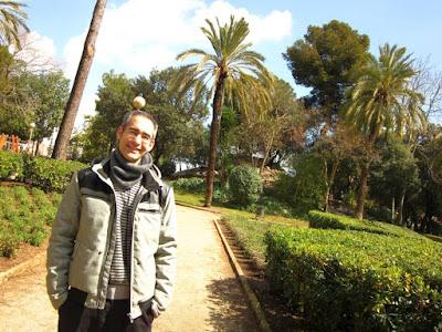 Parc de  Can Vidalet in Esplugues de Llobregat