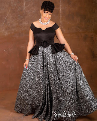 Nollywood actress Lilian Bach latest photos