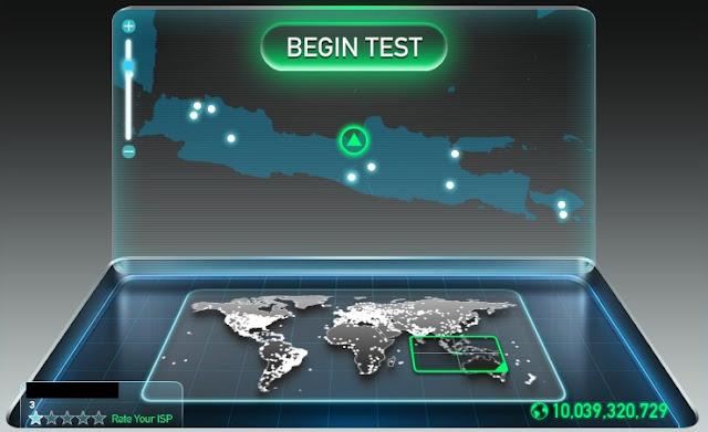Cara Mengetahui Kecepatan Internet