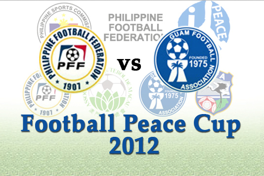Watch Azkals Philippines vs Guam National Team Live Streaming
