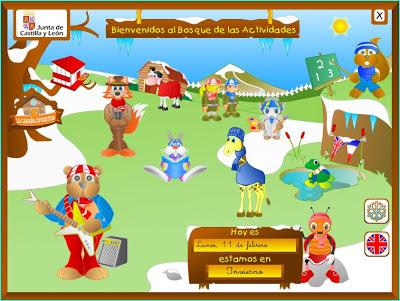 Juegos educativos para ni os y ni as de 6 y 7 a os el for Actividades pedagogicas para ninos de 2 a 3 anos