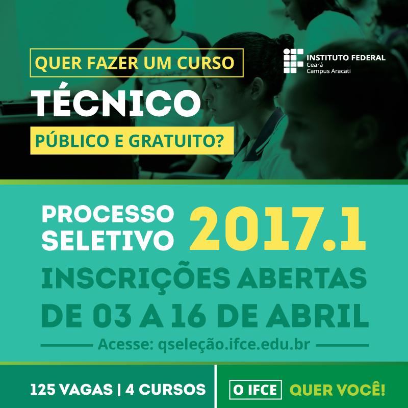 ifce-campus-de-aracati-abre-125-vagas-em-cursos-tecnicos