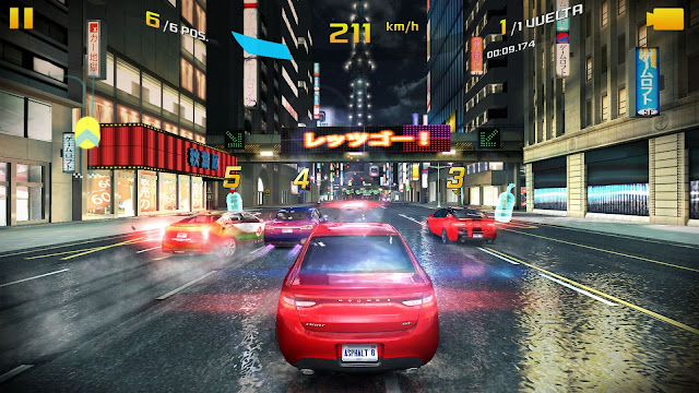Asphalt 8 Windows 10 tokio airborne