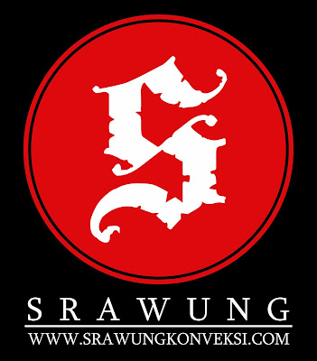 logo srawung konveksi, grosir, kaos polos, jaket, kemeja, seragam, pdh, pdl, almamater, setelan, sablon, bordir, topi, tas, murah, malang, kepanjen, batu, indonesia