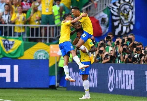 Bélgica dejó sin Mundial a Brasil