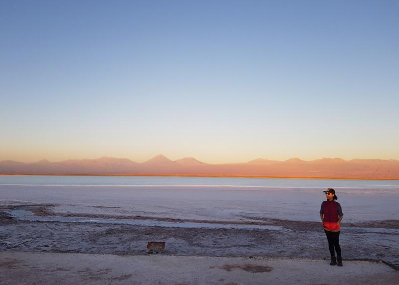 Deserto do Atacam, Laguna Tebenquiche