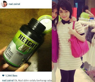 TESTIMONI HEIGHT UP NAD ZAINAL