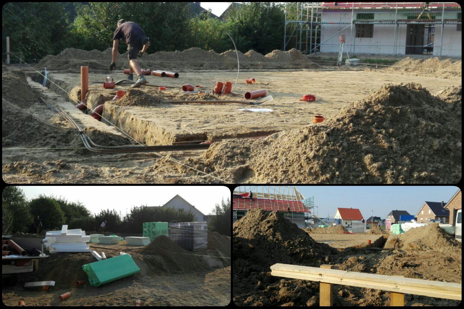 benny und janina bauen eine stadtvilla der startschuss das fundament kommt. Black Bedroom Furniture Sets. Home Design Ideas