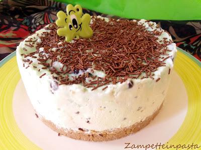 Torta gelato - Ricetta estiva
