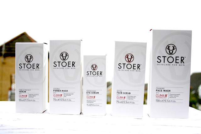 Stoer Skincare | The Ultimate Defence Shield For Men's Skin