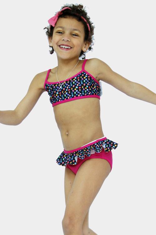 Bikini de nenas primavera verano 2018.