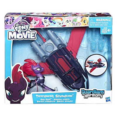 My Little Pony Guardians of Harmony - Tempest Shadow Sky Skiff