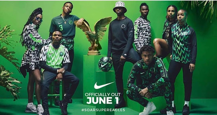 060d8f465 Has Nike Produced   Received 3 Million Orders For Nigeria 2018 World Cup  Kits