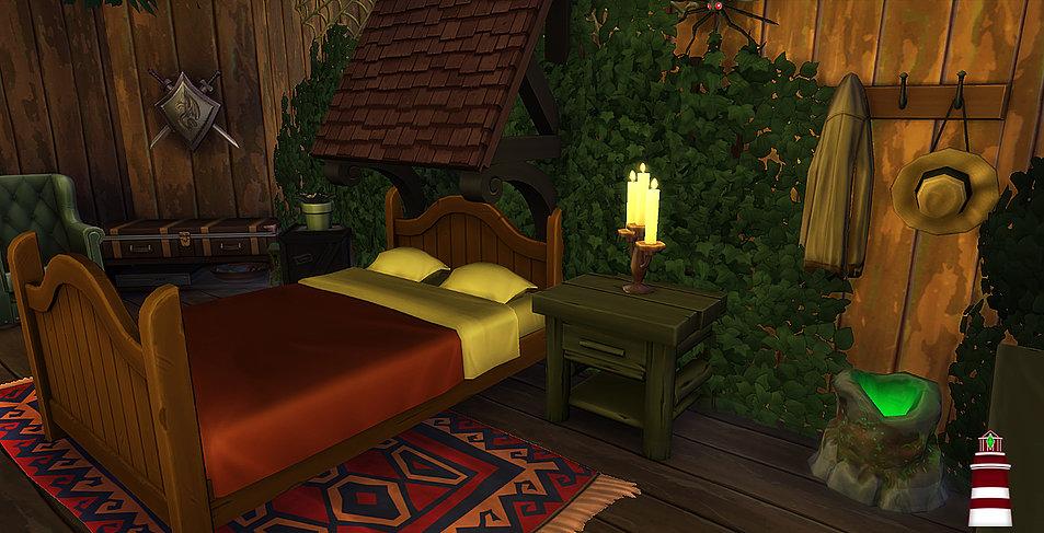 Shreks Swamp House Sims 4 Houses