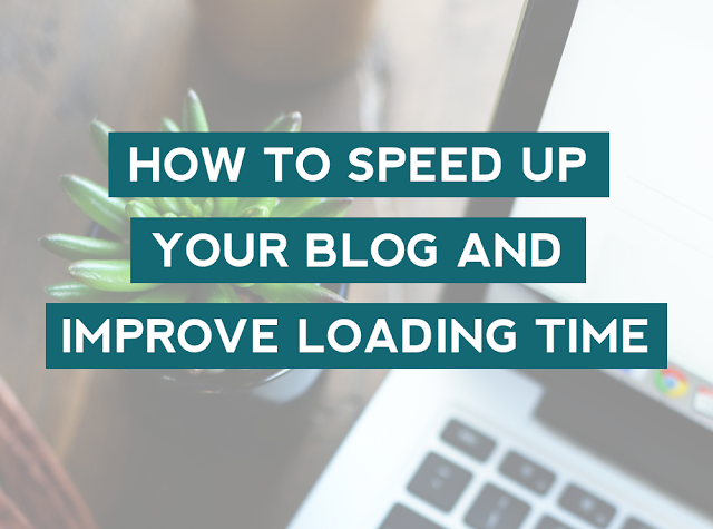 How To Increase Loading Speed To Blogger Blog Fast loading blog