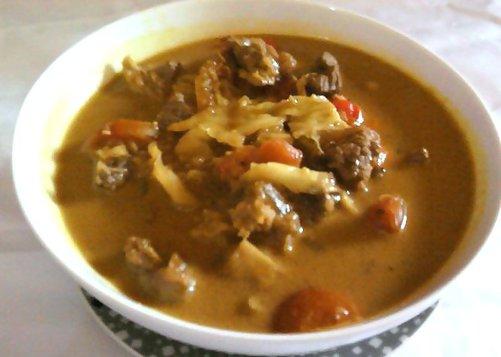 Resep Tongseng Daging Sapi Spesial