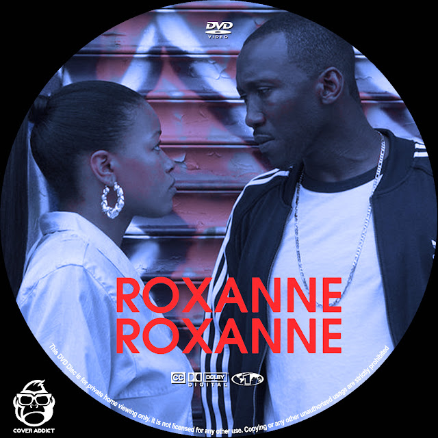 Roxanne Roxanne DVD Label