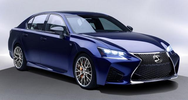 Lexus Cars Exterior