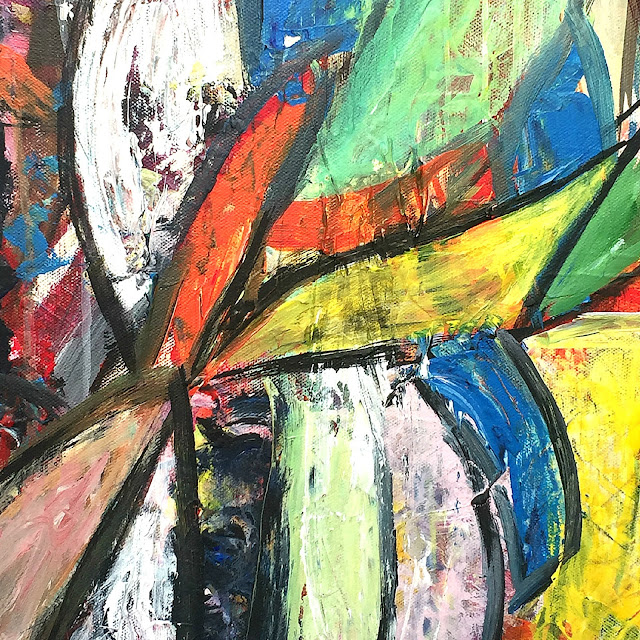054-Oana-Singa-Masks-and-Tears-acrylic-on-canvas-36X24in-91X61cm-2017-detail-3