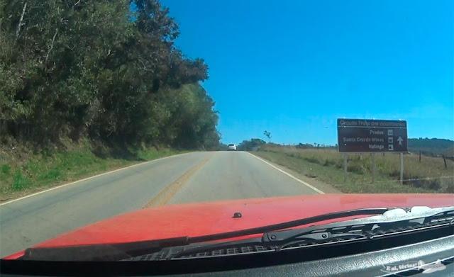 Caminho Velho, Estrada Real, Prados, Lagoa Dourada