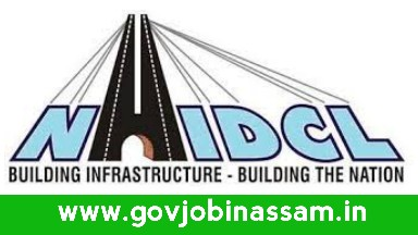 NHIDCL Recruitment 2018, govjobinassam, govtjobinassam