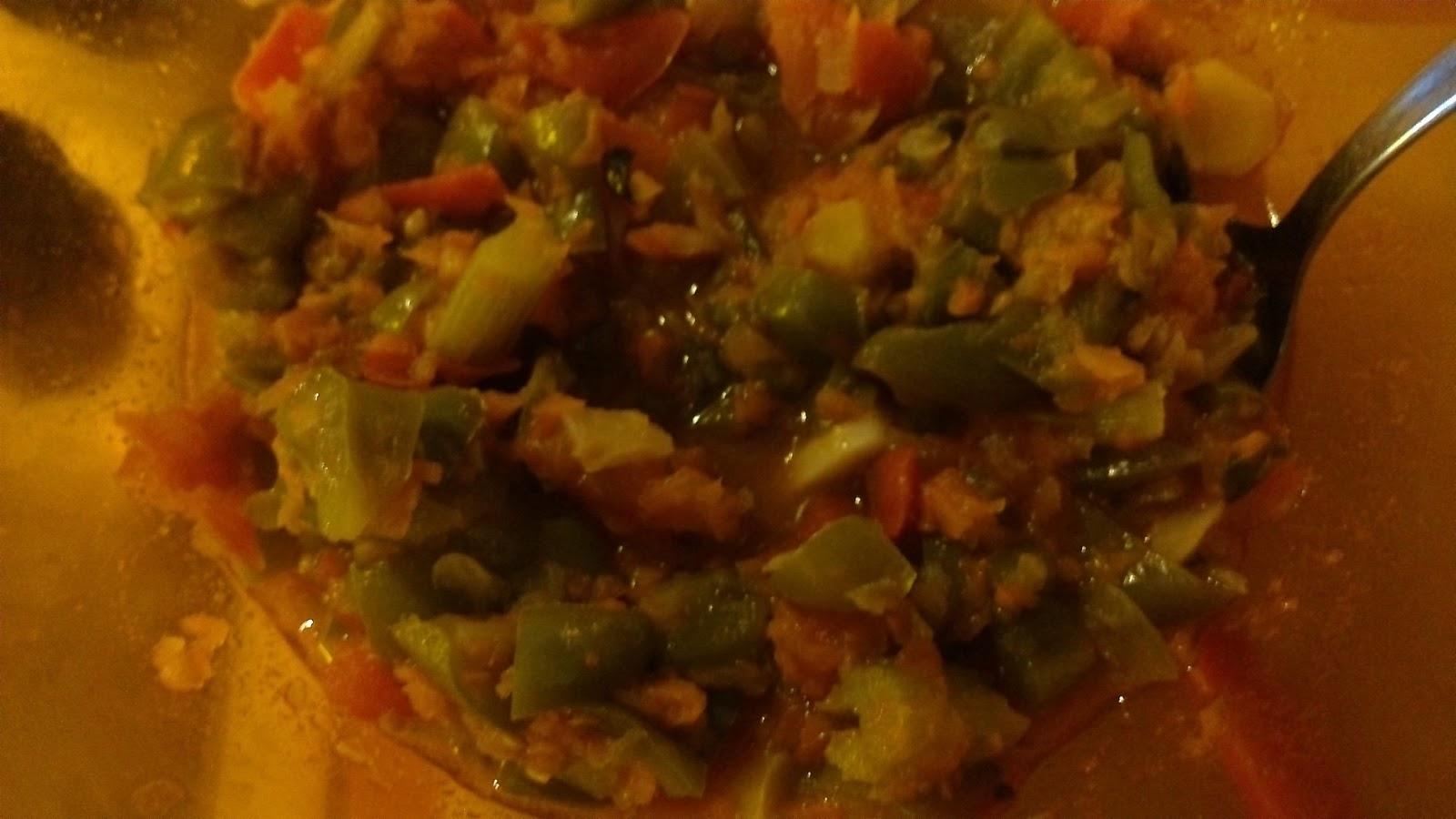 La cucina di gloria la peperonata - Cucina gloria mercatone uno ...