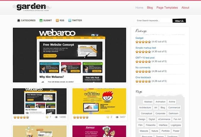 Garden Premium WordPress Theme