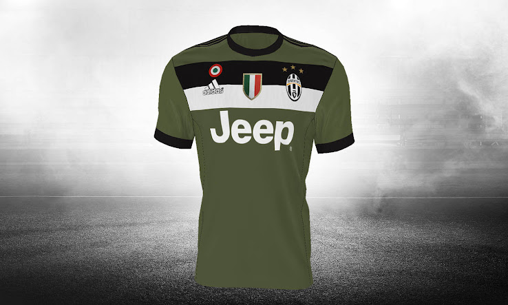 31b9484e8 top 100 juventus 17-18 third kits revealed – footy headlines. Download  Image 738 X 443