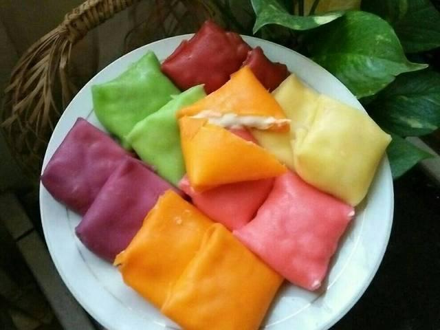 Resep Cara Membuat Pancake Durian