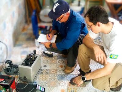 Seis estações sismográficas são instaladas no bairro Pinheiro