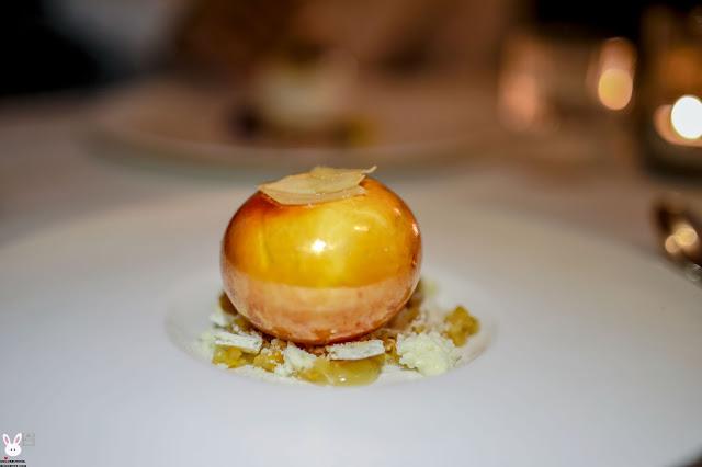 melbourne fine dining restaurants; grossi florentino; Persimmon Sfera