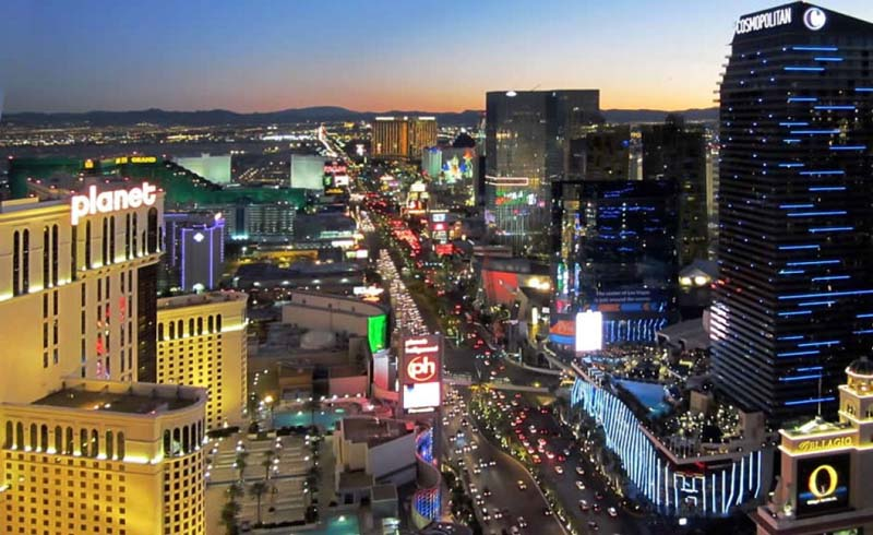 travel-stay, 8 best Las Vegas Strip hotels