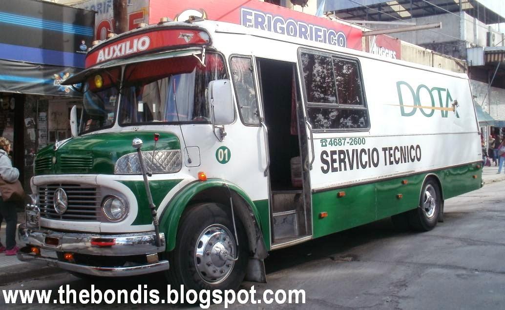 The Bondis Los Buses De Tu Pa S Junio 2014