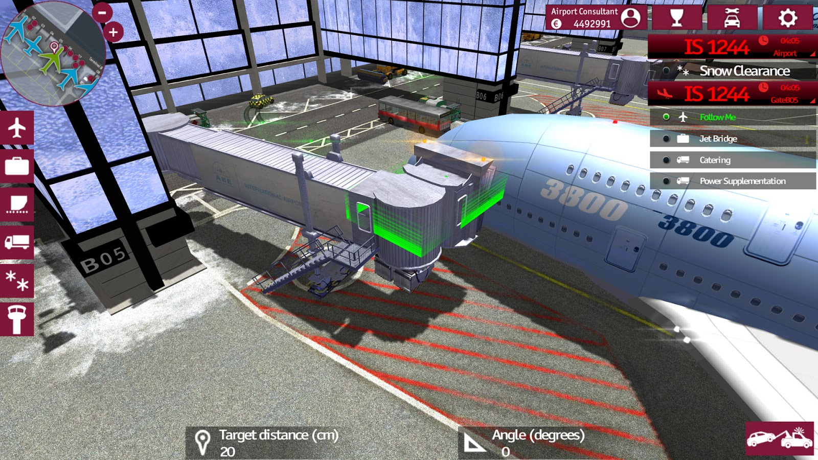 Airport Control Simulator Free Download Full Version for PC