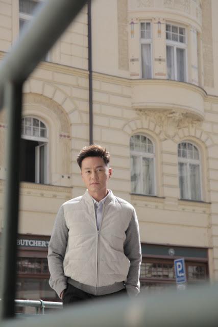 李瑞鎮替《Marie Claire》拍攝寫真 再展都市男子魅力