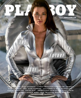 Playboy USA – Marzo Abril 2018 PDF Digital